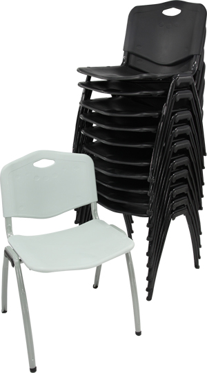 Church Stacking Chairs